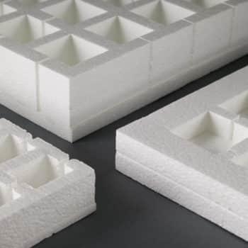 Ложемент (упаковка) из пенопласта
